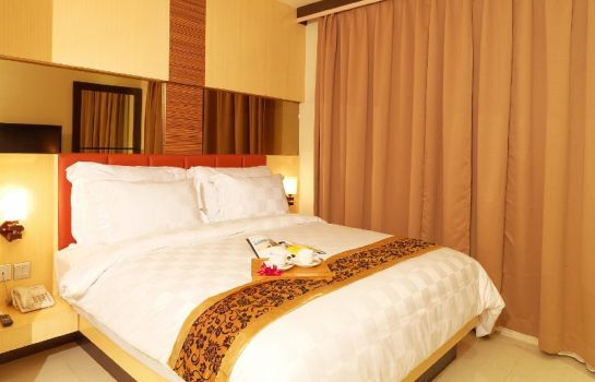 Single room (standard) Nagoya Mansion Hotel Batam