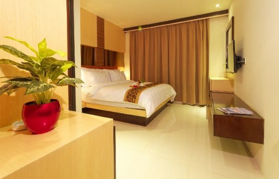 Double room (standard) Nagoya Mansion Hotel Batam