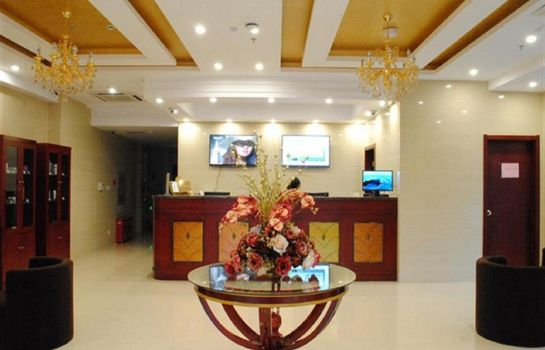 Hotelhalle Green Tree Jichuan Road Wanda Plaza Business Hotel (Domestic only)
