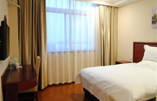 Einzelzimmer Standard Green Tree Jichuan Road Wanda Plaza Business Hotel (Domestic only)