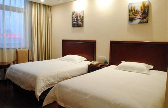 Doppelzimmer Standard Green Tree Jichuan Road Wanda Plaza Business Hotel (Domestic only)