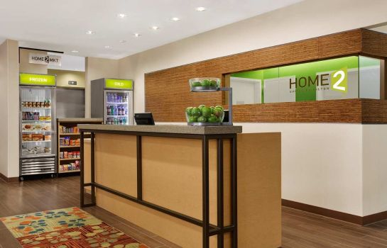 Hotelhalle Home2 Suites by Hilton Augusta GA