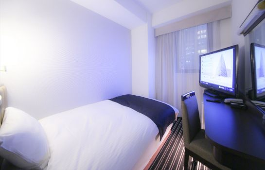 Single room (standard) APA Hotel Mita-Ekimae