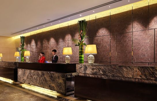 Hall Crowne Plaza BEIJING LIDO