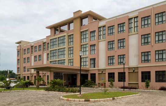Vista esterna Protea Hotel Benin City Select Emotan