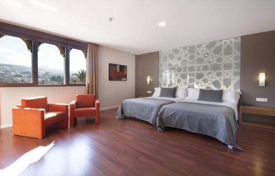 Junior suite Granada Palace Business & Spa