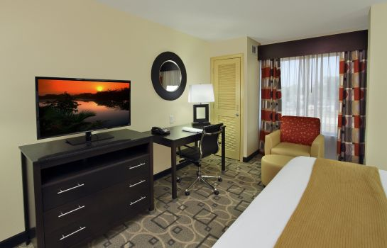 Room Holiday Inn Express AUGUSTA DOWNTOWN