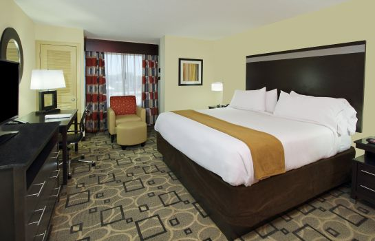 Zimmer Holiday Inn Express AUGUSTA DOWNTOWN
