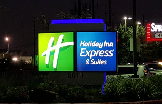 Außenansicht Holiday Inn Express & Suites ATASCOCITA - HUMBLE - KINGWOOD