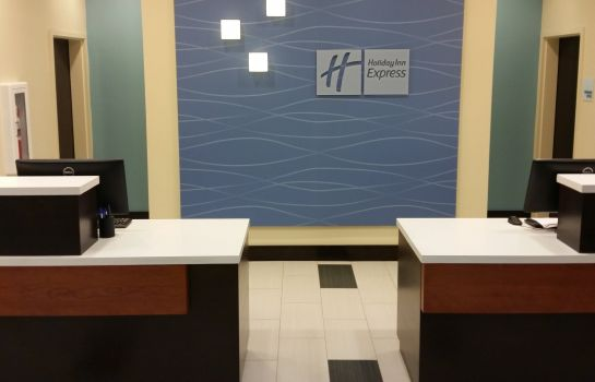 Hotelhalle Holiday Inn Express & Suites ATASCOCITA - HUMBLE - KINGWOOD