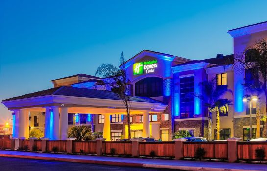 Außenansicht Holiday Inn Express & Suites EUREKA
