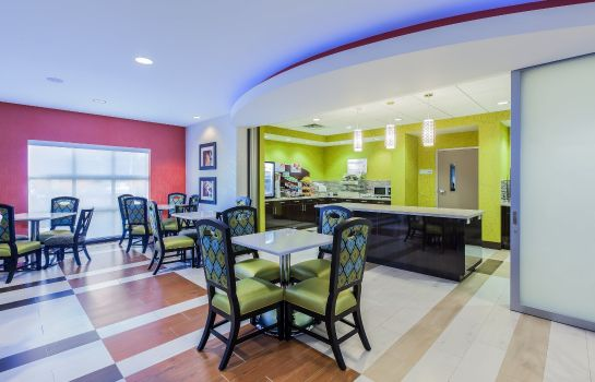 Restaurant Holiday Inn Express & Suites EUREKA