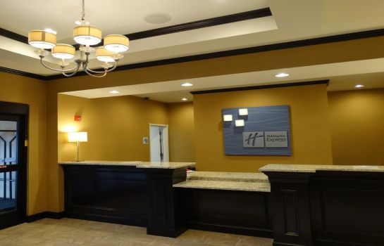 Hotelhalle Holiday Inn Express & Suites MONTGOMERY