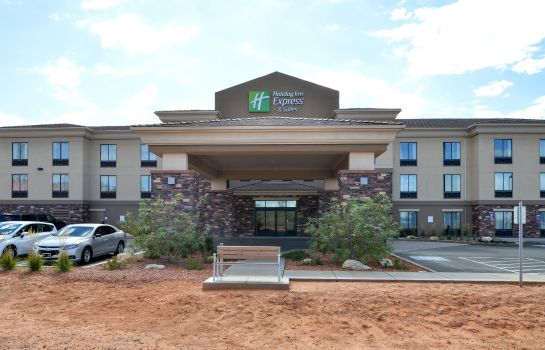 Außenansicht Holiday Inn Express & Suites PAGE - LAKE POWELL AREA