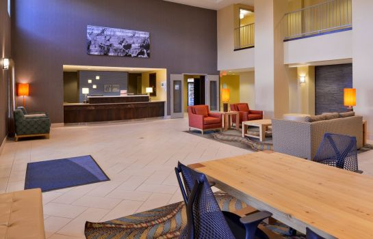 Hotelhalle Holiday Inn Express & Suites PAGE - LAKE POWELL AREA