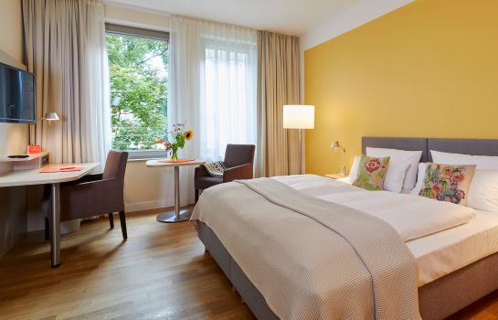 Double room (superior) Flottwell Berlin Hotel & Residenz am Park