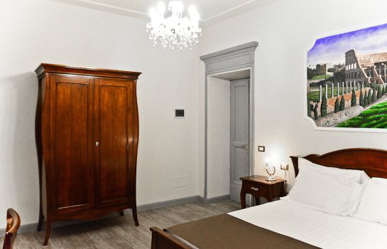 Double room (standard) Sleep in Rome Ludovisi