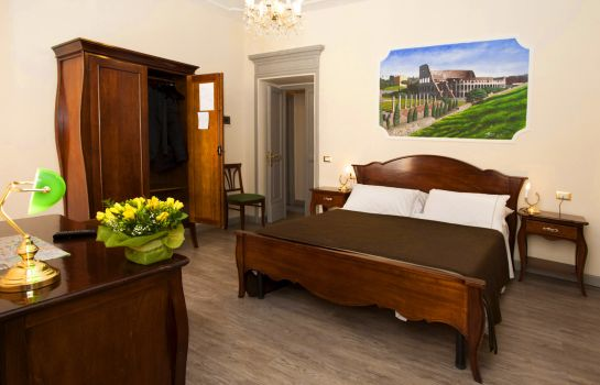 Double room (superior) Sleep in Rome Ludovisi