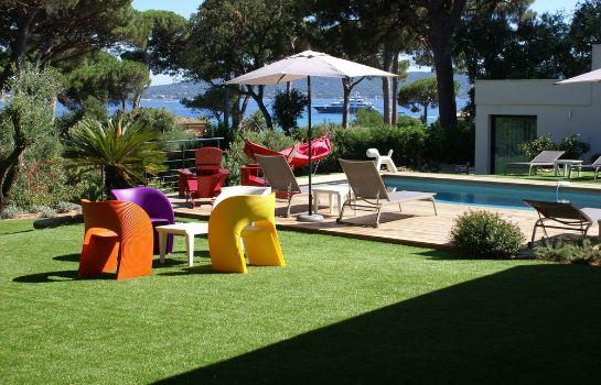 Hotel Villa Californie in Grimaud – HOTEL DE