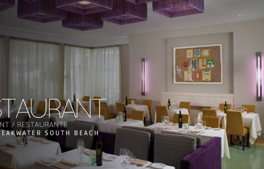 Restaurant Hotel Breakwater South Beach