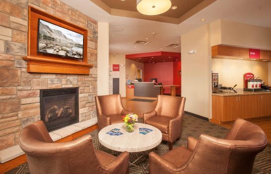 Hotelhalle TownePlace Suites Cheyenne Southwest/Downtown Area