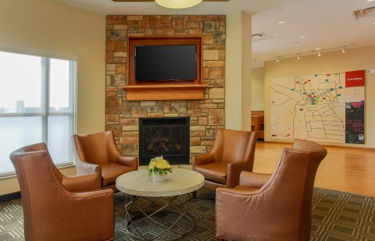 Hol hotelowy TownePlace Suites Cheyenne Southwest/Downtown Area
