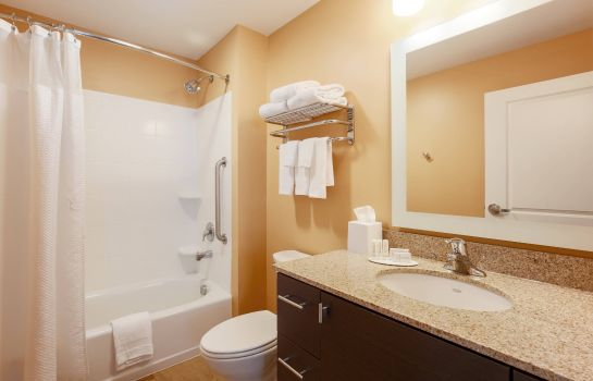 Informacja TownePlace Suites Cheyenne Southwest/Downtown Area