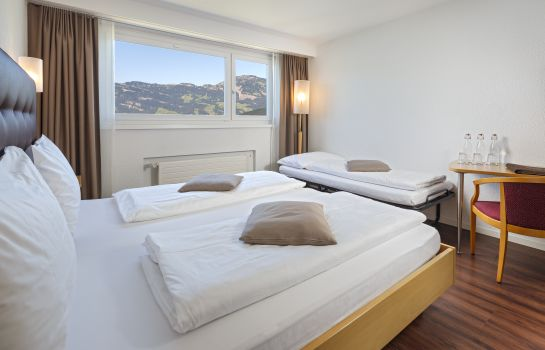 Triple room Seerausch Swiss Quality Hotel Beckenried