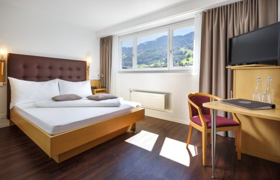 Double room (standard) Seerausch Swiss Quality Hotel Beckenried