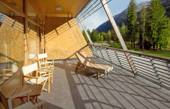 Ruhebereich Alpine Welness Resort Spik