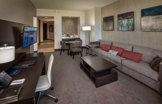 Suite Hilton Dallas-Plano Granite Park