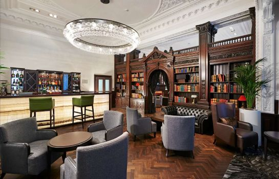 Hotel-Bar DoubleTree by Hilton Hotel - Spa Liverpool