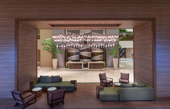 Lobby Embassy Suites by Hilton Santo Domingo