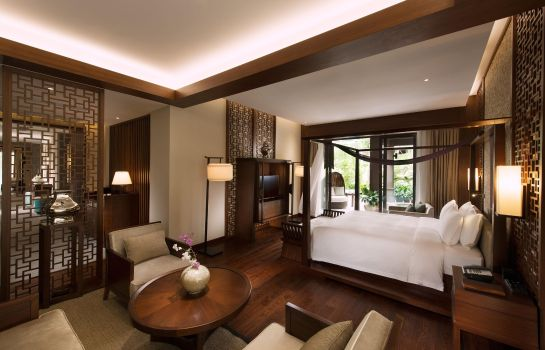 Suite DT Resort by Hilton Hainan -  Qixianling Hot Spring