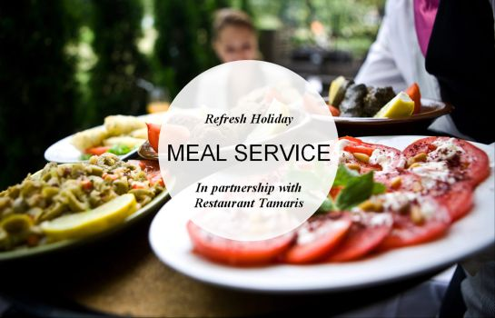 Restaurant Refresh Holiday