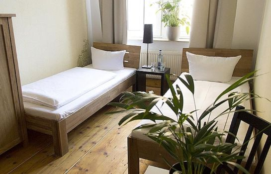 Chambre double (standard) Aparthotel Mitte