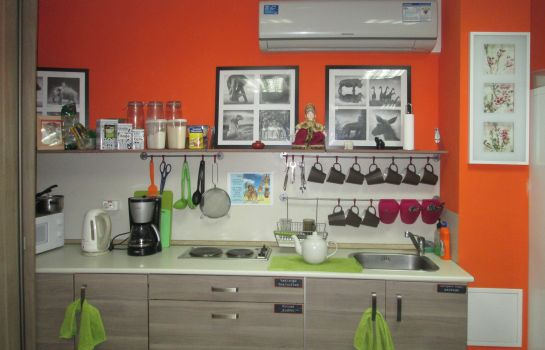Hotel kitchen Afrika