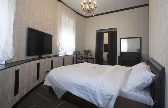 Junior Suite D-Hotel Tverskaya