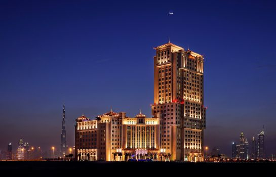 Exterior view Marriott Executive Apartments Al Jaddaf Dubai