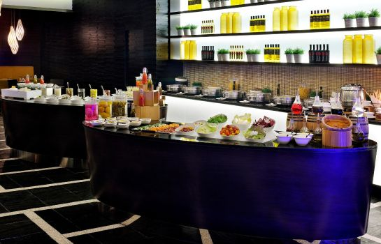 Hotel bar Marriott Executive Apartments Al Jaddaf Dubai