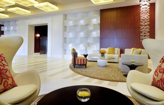 Lobby Marriott Executive Apartments Al Jaddaf Dubai