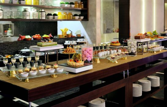 Restaurant Marriott Executive Apartments Al Jaddaf Dubai