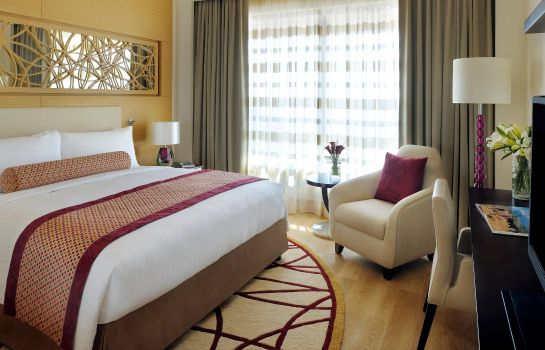 Room Marriott Executive Apartments Al Jaddaf Dubai