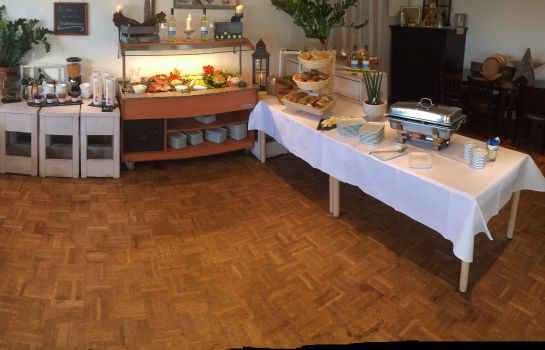 Breakfast buffet Ostsee-Anker