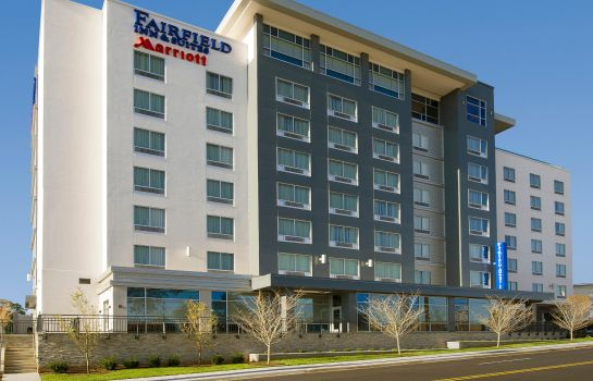 Außenansicht Fairfield Inn & Suites Nashville Downtown/The Gulch