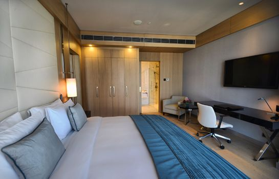 Suite junior Wyndham Grand Istanbul Levent