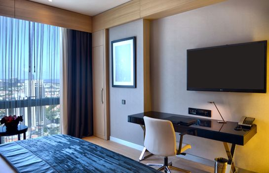 Single room (standard) Wyndham Grand Istanbul Levent