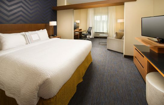 Zimmer Fairfield Inn & Suites Nashville Downtown/The Gulch