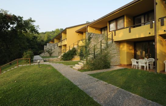 Außenansicht Poiano Resort Apartments