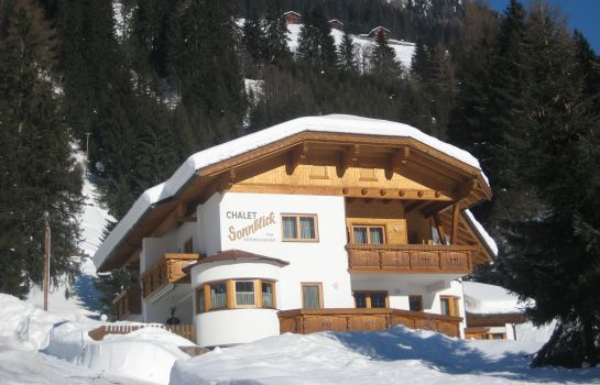Exterior view Chalet Sonnblick